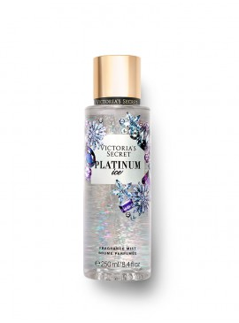 Фото Спрей для тела Platinum Ice из серии Winter Dazzle (fragrance body mist)