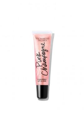 Фото Блеск для губ Pink Champagne из серии Holiday Shimmer от Victoria's Secret