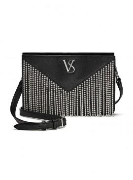 Фото Стильная сумка Rhinestone Fringe 24/7 Crossbody от Victoria's Secret