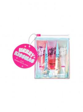 Фото Набор блесков для губ Merry Kissmas Lip от Victoria's Secret PINK