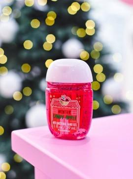 Фото Санитайзер Bath and Body Works - Winter Candy Apple
