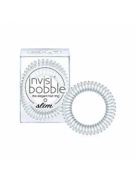 Фото Резинка-браслет для волос invisibobble SLIM - Crystal Clear