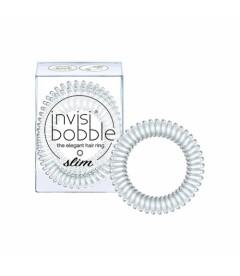 Резинка-браслет для волос invisibobble SLIM - Crystal Clear