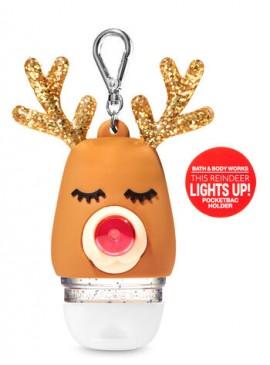 Фото 2в1 Чехол + брелок Deer Light-Up от Bath and Body Works