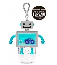2в1 Чехол + брелок Noise Making Robo Rob от Bath and Body Works