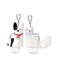 2в1 Чехол + брелок Cute Companions от Bath and Body Works