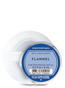 Фото Ароматизатор для машины Flannel от Bath and Body Works