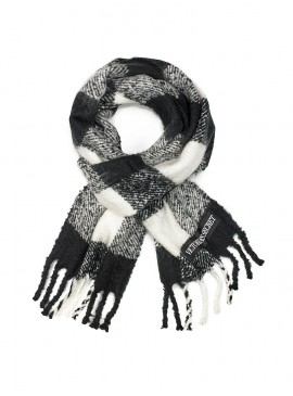 Фото Тёплый шарф от Victoria's Secret - Black & White