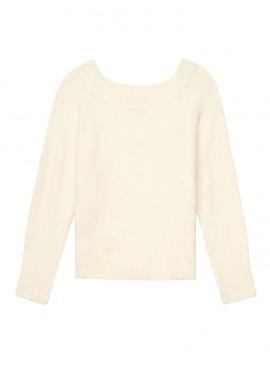 Фото Стильный теплый свитер от Victoria's Secret - Natural Heather