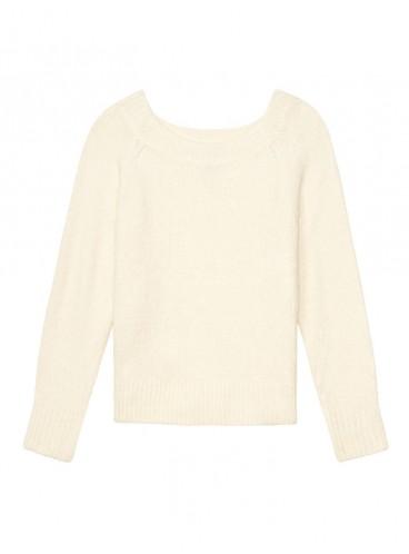 Стильный теплый свитер от Victoria's Secret - Natural Heather