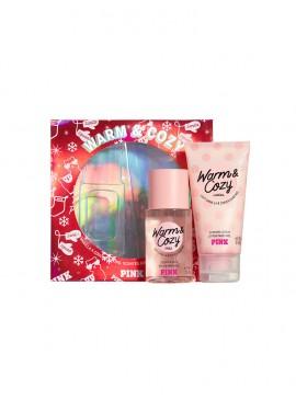 Фото Набор косметики из серии Victoria's Secret PINK - Warm & Cozy