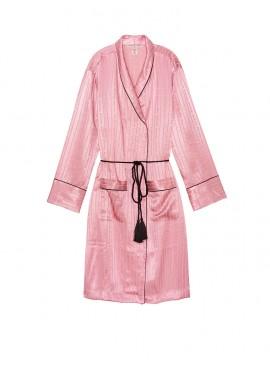 Фото Роскошный халат Tassel-Tie Robe от Victoria's Secret - Dusk Pink
