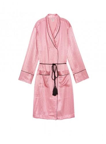 Роскошный халат Tassel-Tie Robe от Victoria's Secret - Dusk Pink