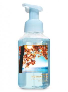 Фото Пенящееся мыло для рук Bath and Body Works - Crisp Morning Air