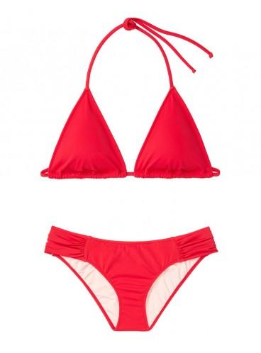 NEW! Стильный купальник Triangle от Victoria's Secret - Red