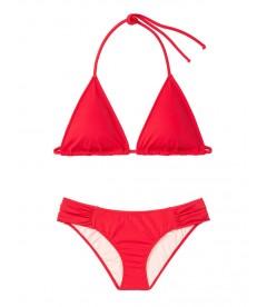 Стильный купальник Triangle от Victoria's Secret - Red