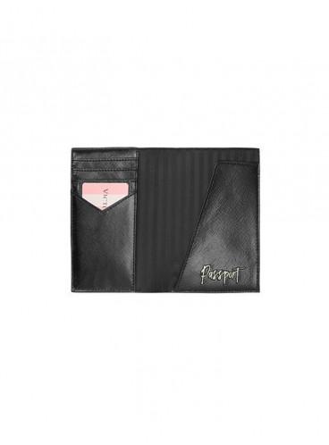 Обложка для паспорта от Victoria's Secret - Black Logo VS