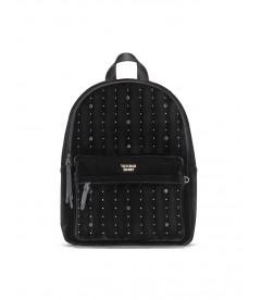 Стильный бархатный рюкзак Victoria's Secret - Black