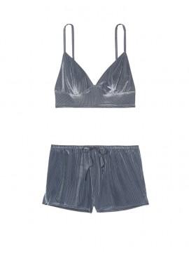 Фото Пижамка Velvet Cami & Short от Victoria's Secret - Black Pearl