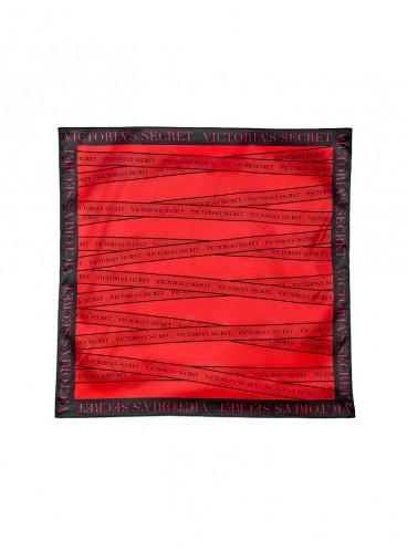 Шикарный шарф от Victoria's Secret - Black Logo