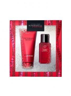Фото Набор косметики от Victoria's Secret Bombshell Intense в подарочной коробке