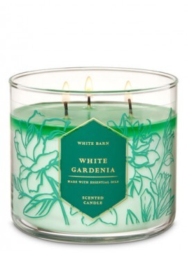 Фото Свеча White Gardenia от Bath and Body Works