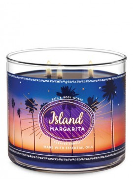 Фото Свеча Island Margarita от Bath and Body Works
