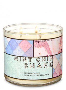 Фото Свеча Mint Chip Shake от Bath and Body Works