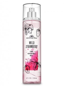Фото Спрей для тела Bath and Body Works - Wild Strawberry