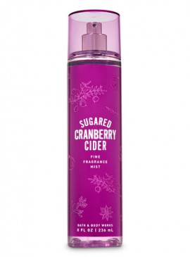 Фото Спрей для тела Bath and Body Works - Sugared Cranberry Cider