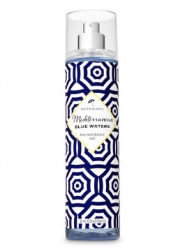 Фото Спрей для тела Bath and Body Works - Mediterranean Blue Waters
