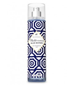 Спрей для тела Bath and Body Works - Mediterranean Blue Waters
