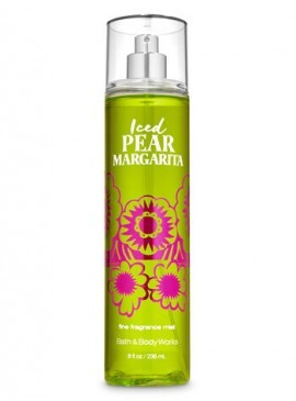 Фото Спрей для тела Bath and Body Works - Iced Pear Margarita