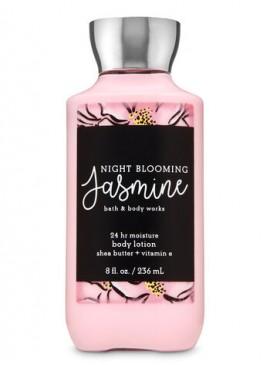 Фото Увлажяющий лосьон Nigt Blooming Jasmine от Bath and Body Works
