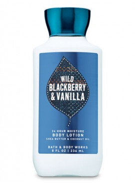 Фото Увлажяющий лосьон Wild Blackberry Vanilla от Bath and Body Works