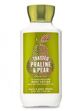 Фото Увлажяющий лосьон Toasted Praline Pear от Bath and Body Works