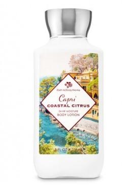 Фото Увлажяющий лосьон Capri Coastal Citrus от Bath and Body Works