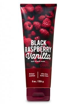 Фото Увлажяющий крем для тела Black Raspberry Vanilla от Bath and Body Works