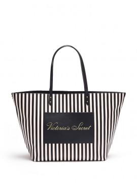 Фото Стильная сумка-шоппер от Victoria's Secret - Signature Stripe