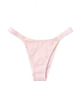 Фото Кружевные трусики Brazilian от Victoria's Secret PINK - Pink