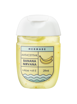 Фото Санитайзер MERMADE - Banana Nirvana