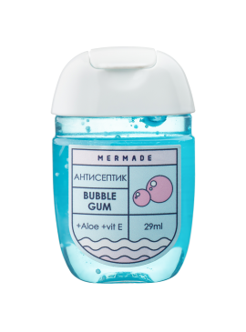 More about Санитайзер MERMADE - Bubble Gum