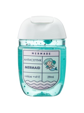 Фото Санитайзер MERMADE - Mermaid