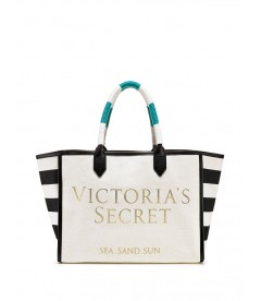 Стильная сумка Striped Canvas от Victoria's Secret