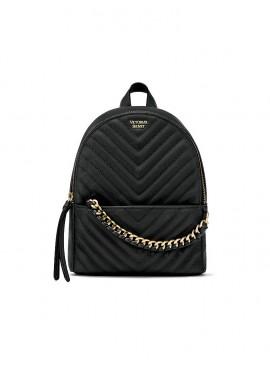 Фото Стильный мини-рюкзачок Victoria's Secret - Total Black