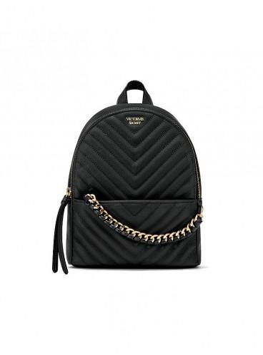 Стильный мини-рюкзачок Victoria's Secret - Total Black