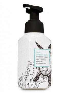 Фото Пенящееся мыло для рук Bath and Body Works - Fresh Lavender Mint