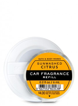 Фото Ароматизатор для машины Sun-Washed Citrus от Bath and Body Works