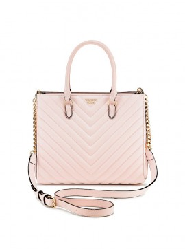 Фото Стильная сумка Pebbled V-Quilt от Victoria's Secret - Satchel