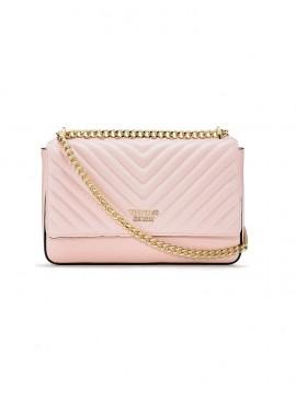 Фото Стильная сумка Studded V-Quilt Bond Street от Victoria's Secret - Blush